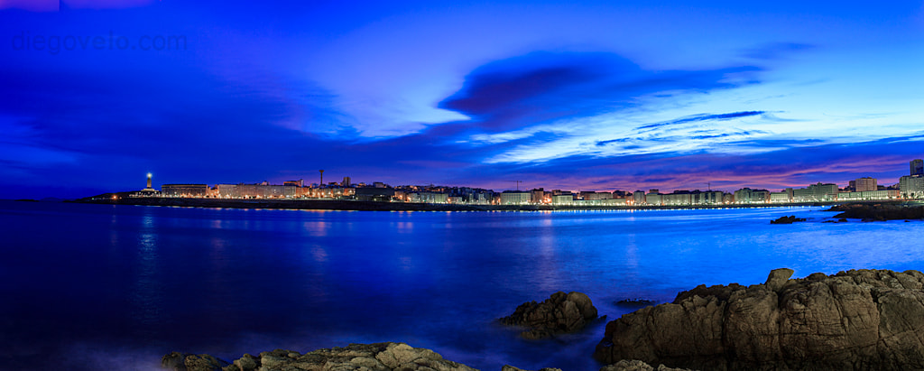 Photograph Amanecer en A Coruña by Diego Velo on 500px