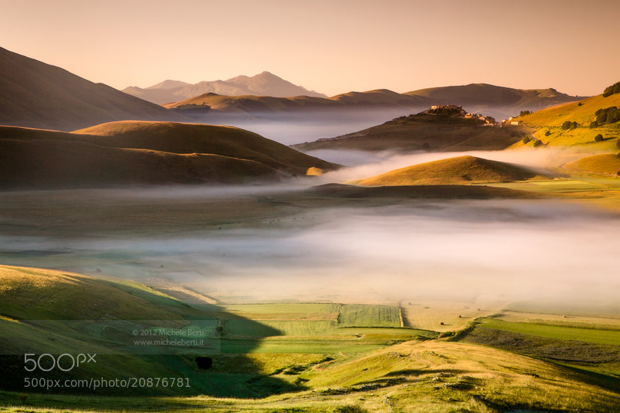 Photograph Monti Sibillini by michele berti on 500px