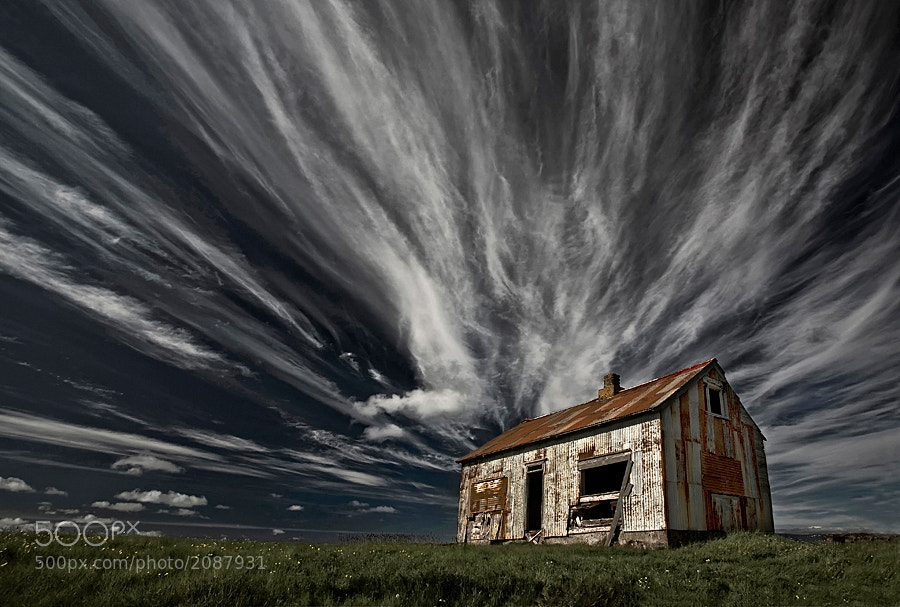 Photograph Cabin  by Þorsteinn H Ingibergsson on 500px
