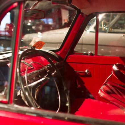 Soviet car Mosckvitch 408.
