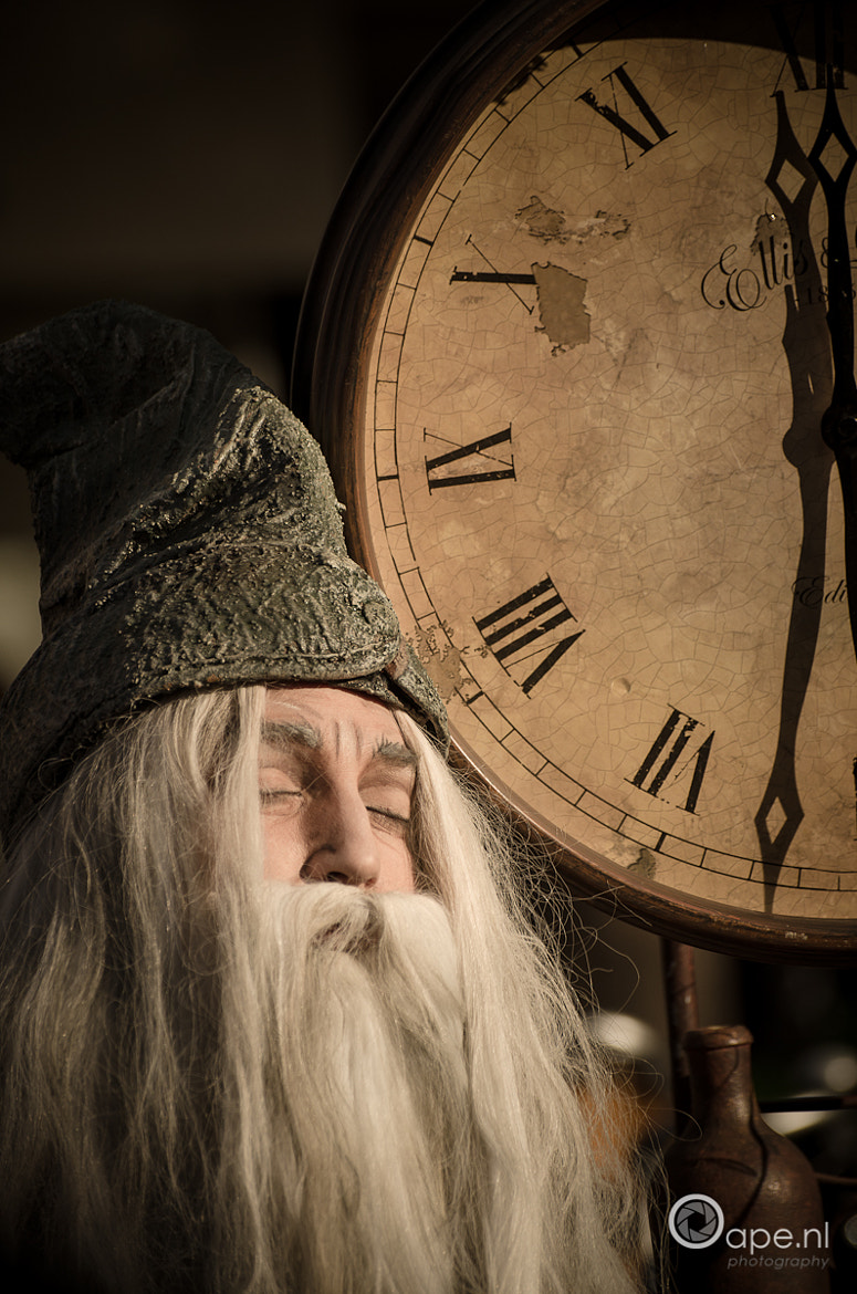 Photograph Father time by Dick Nieswaag on 500px