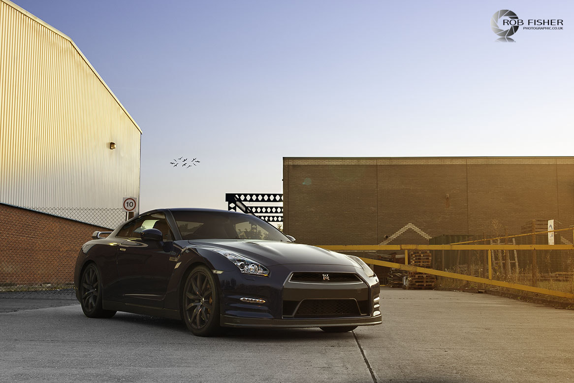 Photograph Nissan GTR by Rob Fisher on 500px