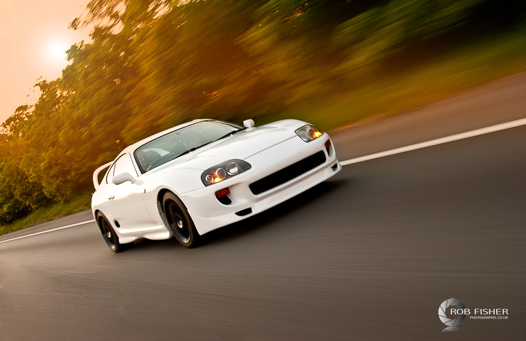 Photograph MKIV Toyota Supra by Rob Fisher on 500px