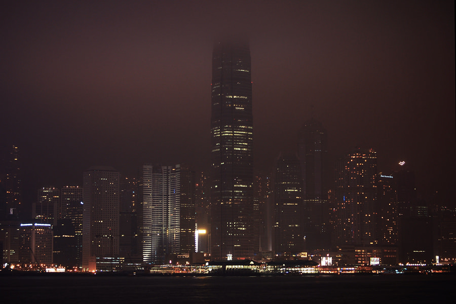 Photograph postcard from hongkong by Alexander Nicolussi on 500px