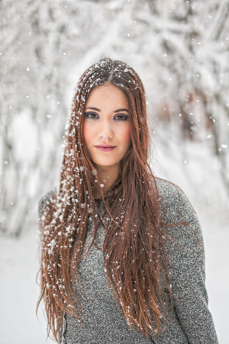 Photograph My Love is Winter by Arsan Buffin on 500px