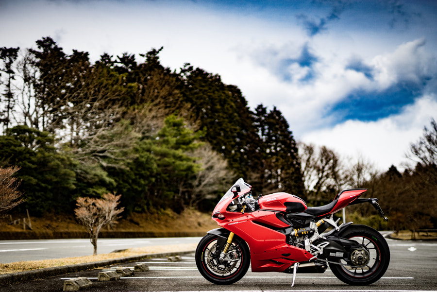 DUCATI Panigale 1299 S by fotois you on 500px.com
