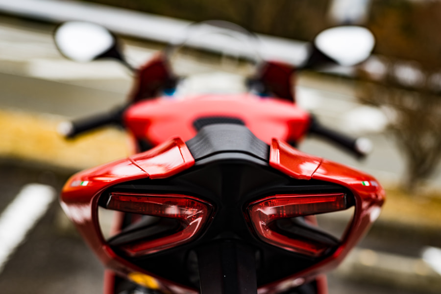 DUCATI Panigale by fotois you on 500px.com