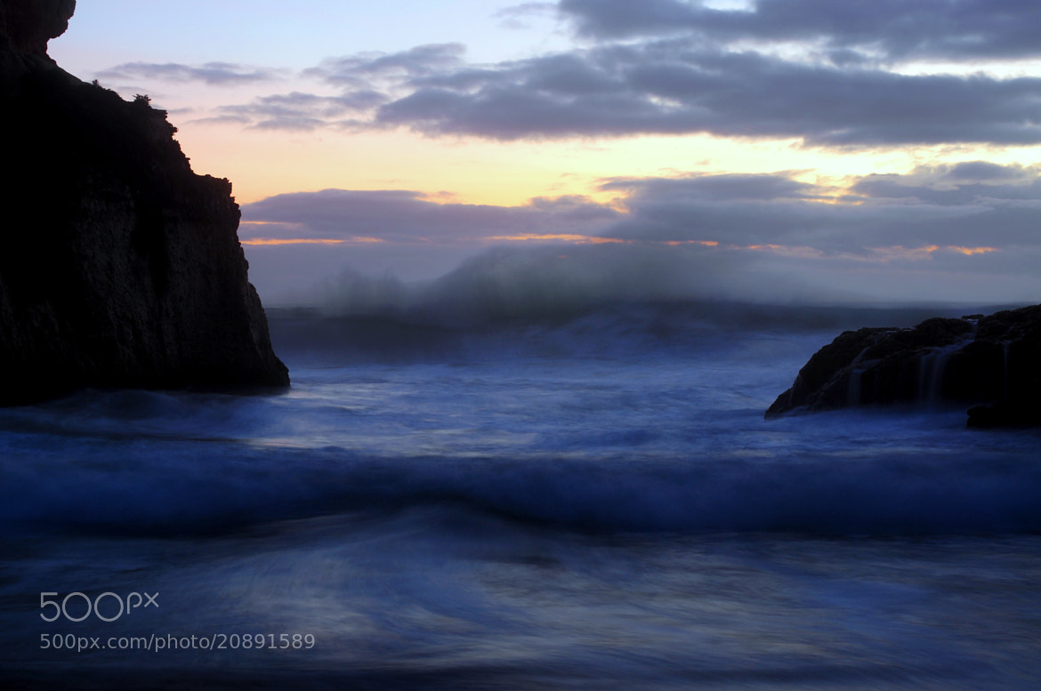 Photograph The sea dancing by José Eusébio on 500px