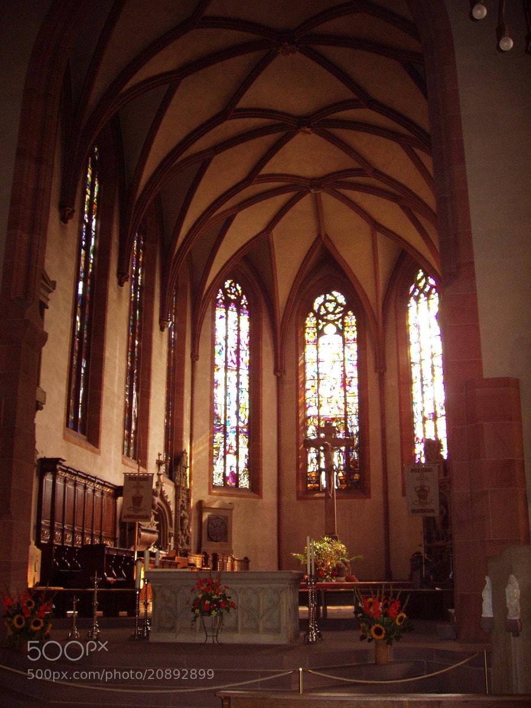 Photograph Inside Stiftskirche by Michael Card on 500px