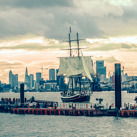 The Tall Ships come, Sony SLT-A77V, Sony DT 16-50mm F2.8 SSM (SAL1650)