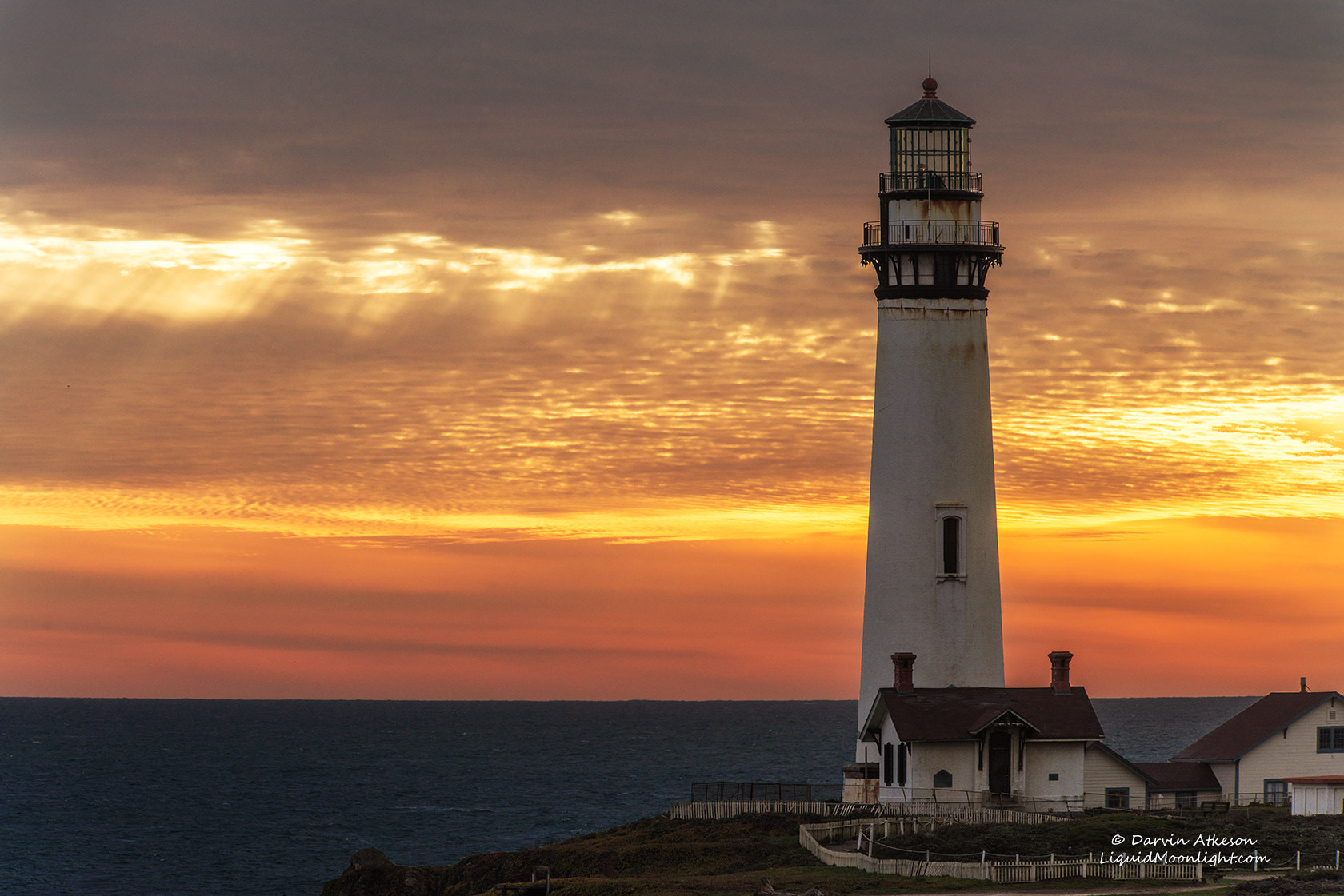 Photograph The Lighthouse by Darvin Atkeson on 500px
