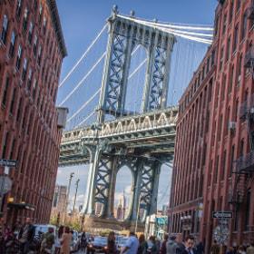 Manhattan Bridge again