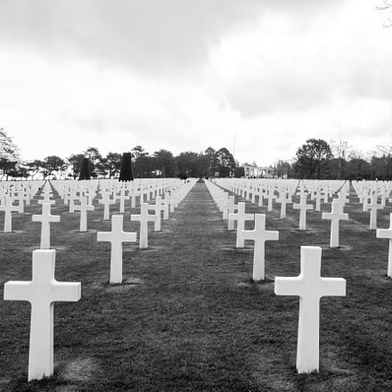 American Cemetery and Memorial, Fujifilm X-T2, XF16-55mmF2.8 R LM WR