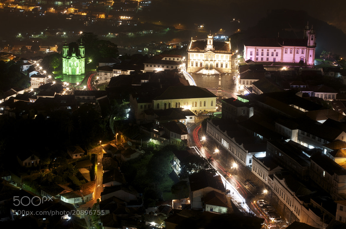 Photograph Ouro Preto down town  by David Zi on 500px