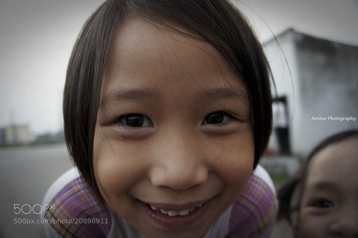 Photograph smile by Le Phuong Uyen on 500px
