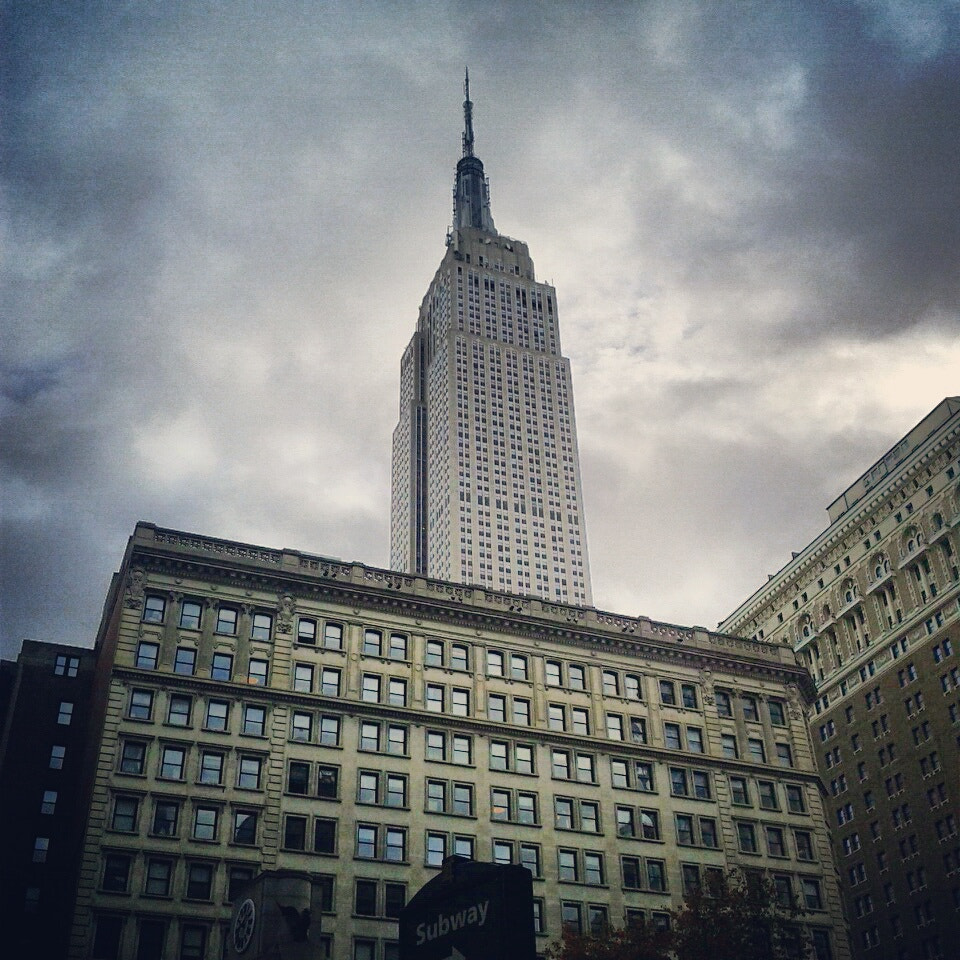 Photograph Empire State of Mind by Ketaki B on 500px
