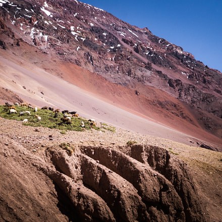 Andes, Sony SLT-A58, Sony DT 16-105mm F3.5-5.6 (SAL16105)