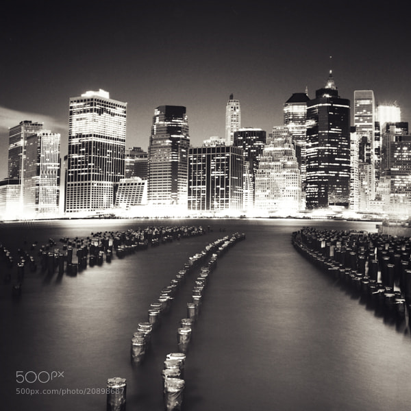 Photograph financial district by Mindaugas Gabrenas on 500px
