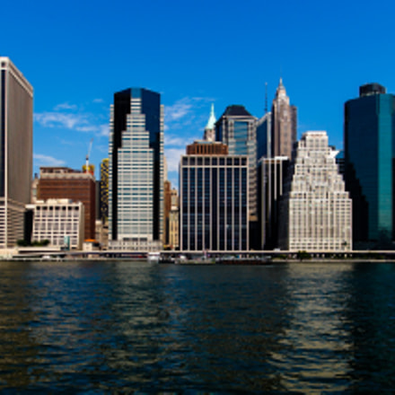 Lower Manhattan, Canon EOS 6D, Sigma 12-24mm f/4.5-5.6 DG HSM II