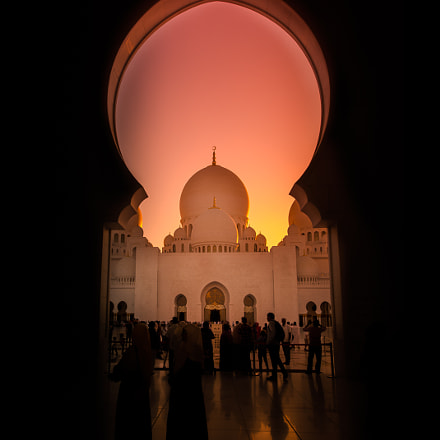 Shk. Zayed Grand Mosque, Canon EOS 6D, Sigma 12-24mm f/4.5-5.6 DG HSM II