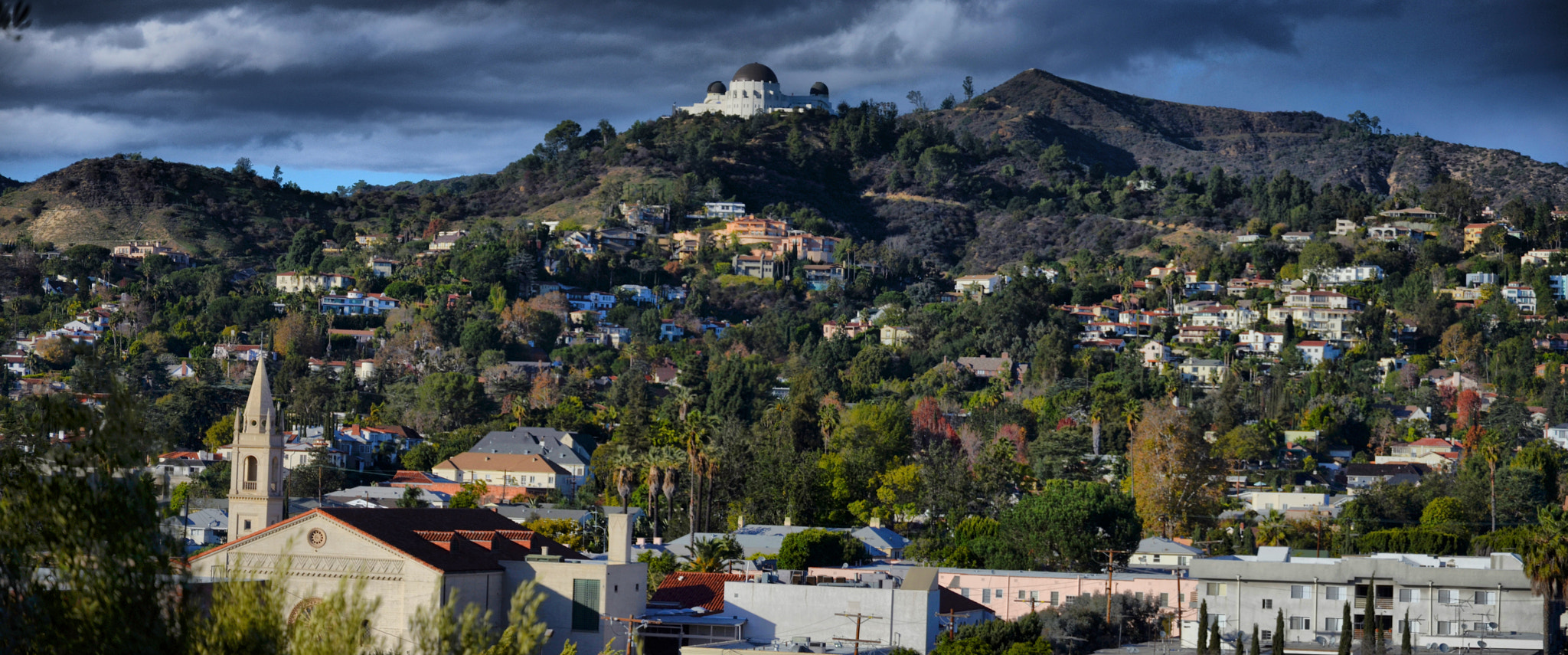 Photograph Hollywood Hills by archie tucker on 500px
