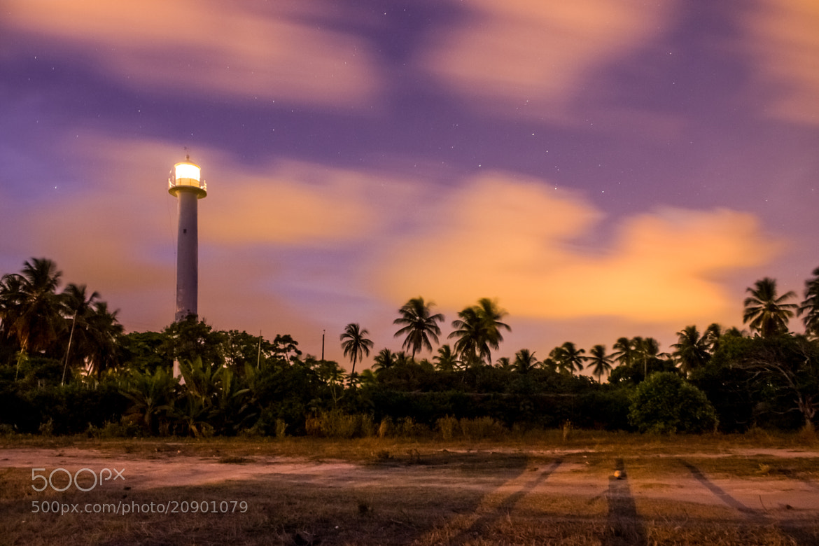 Photograph Farol de santo Inácio  by Novais Almeida on 500px