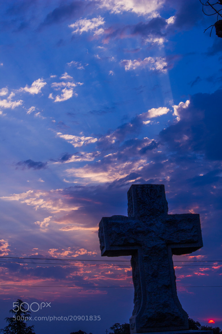 Photograph Sunset Cross by Paul Spalding on 500px