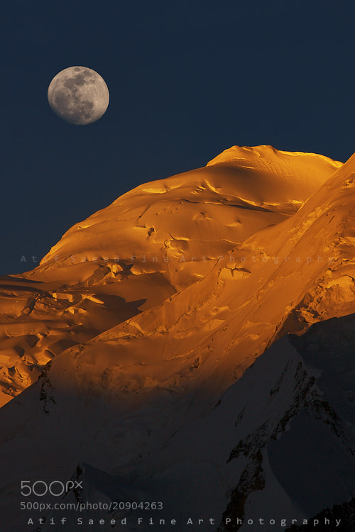 Photograph Phuparash Peak 6574M.. by Atif Saeed on 500px