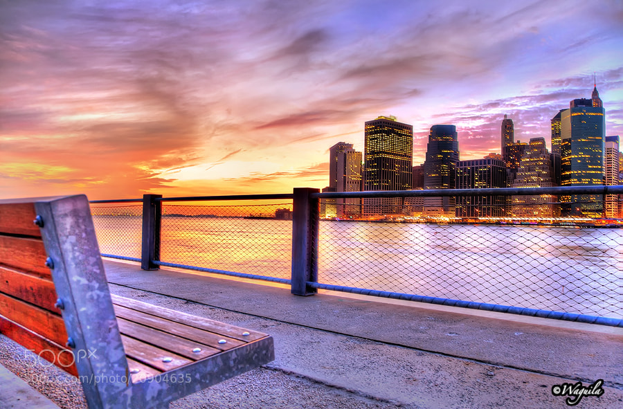 Photograph Sitting in Brooklyn by Salim waguila on 500px