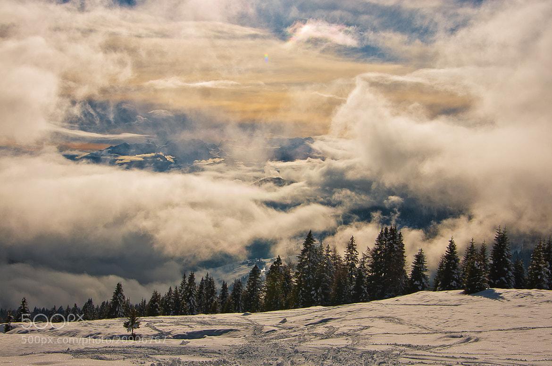 Photograph Tra le nuvole by Alessio Pellegrini on 500px
