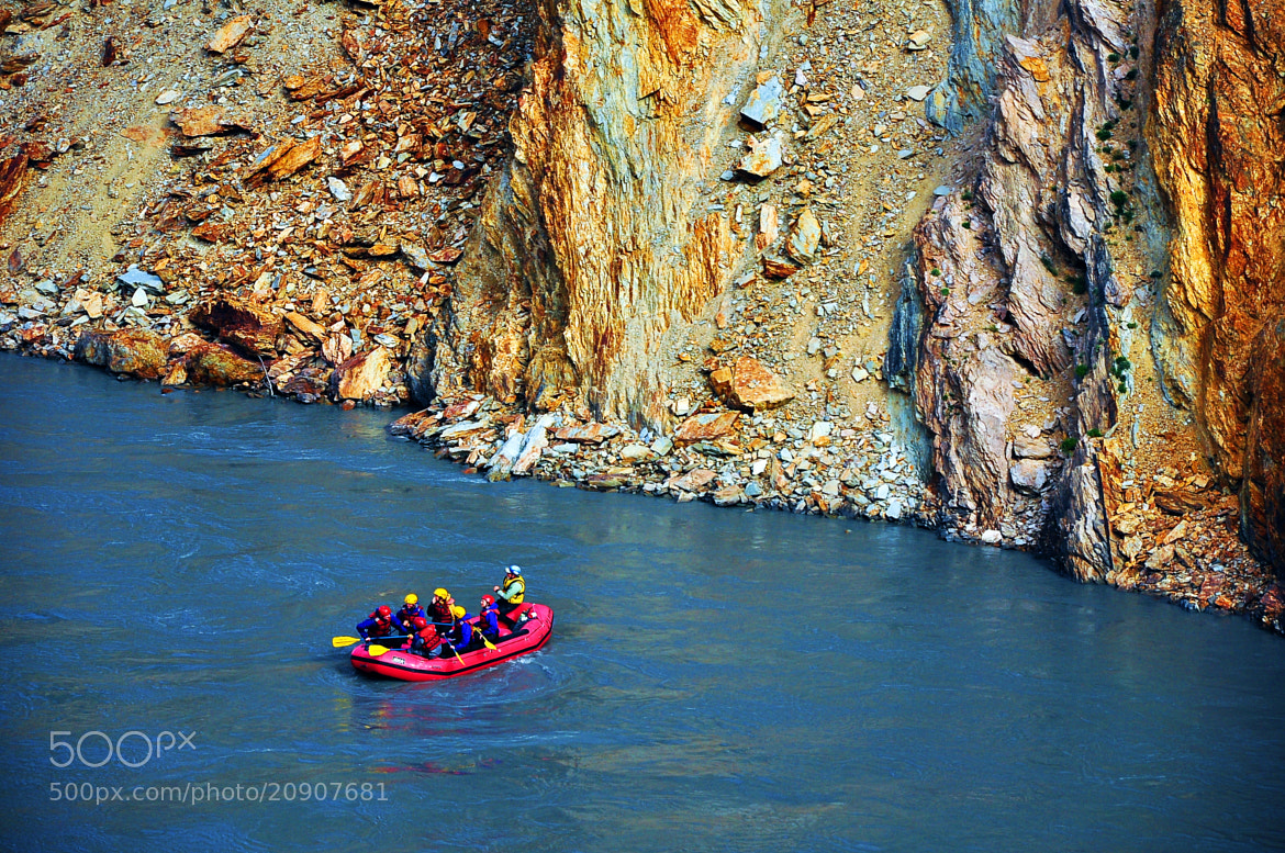 Photograph Rafting by János Kovács on 500px