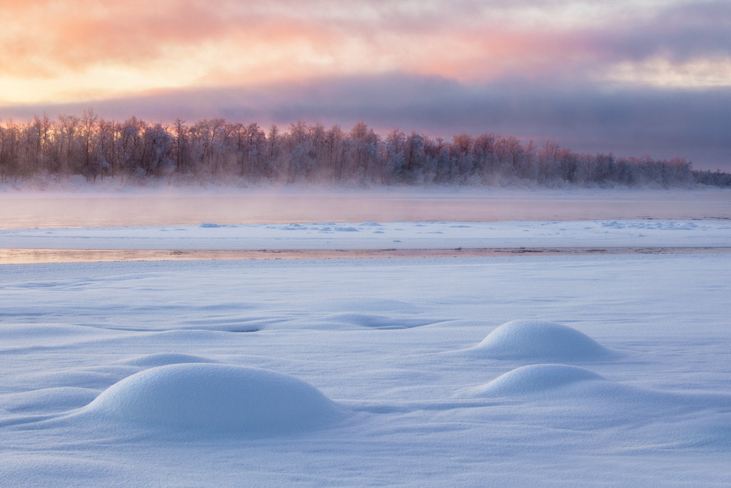 Photograph Somewhere in Arctic Finland by Simon Byrne on 500px
