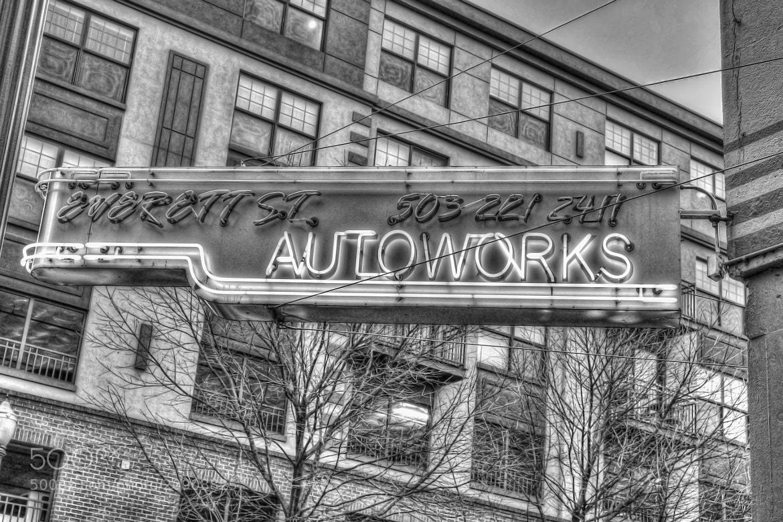Photograph Autoworks by Joe Wilson on 500px