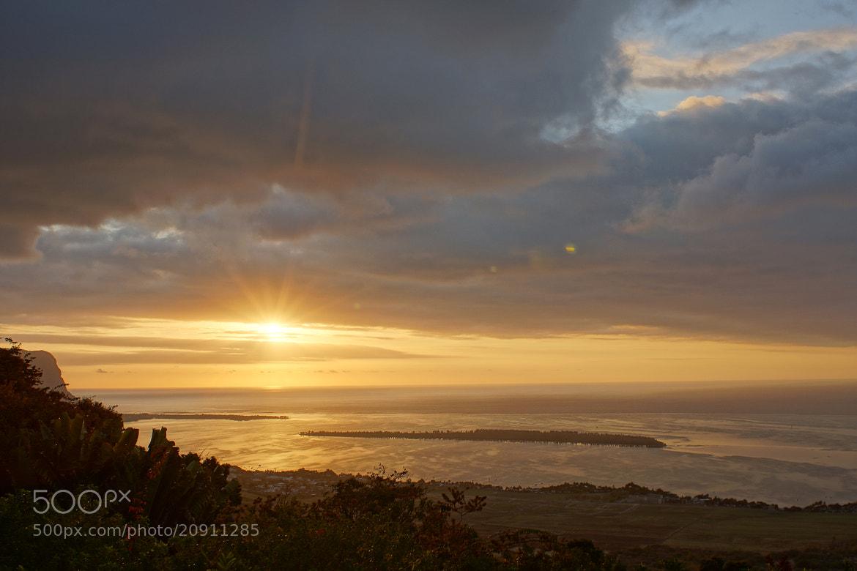 Photograph Sunset in Mauritius by Vlad Lapadatescu on 500px