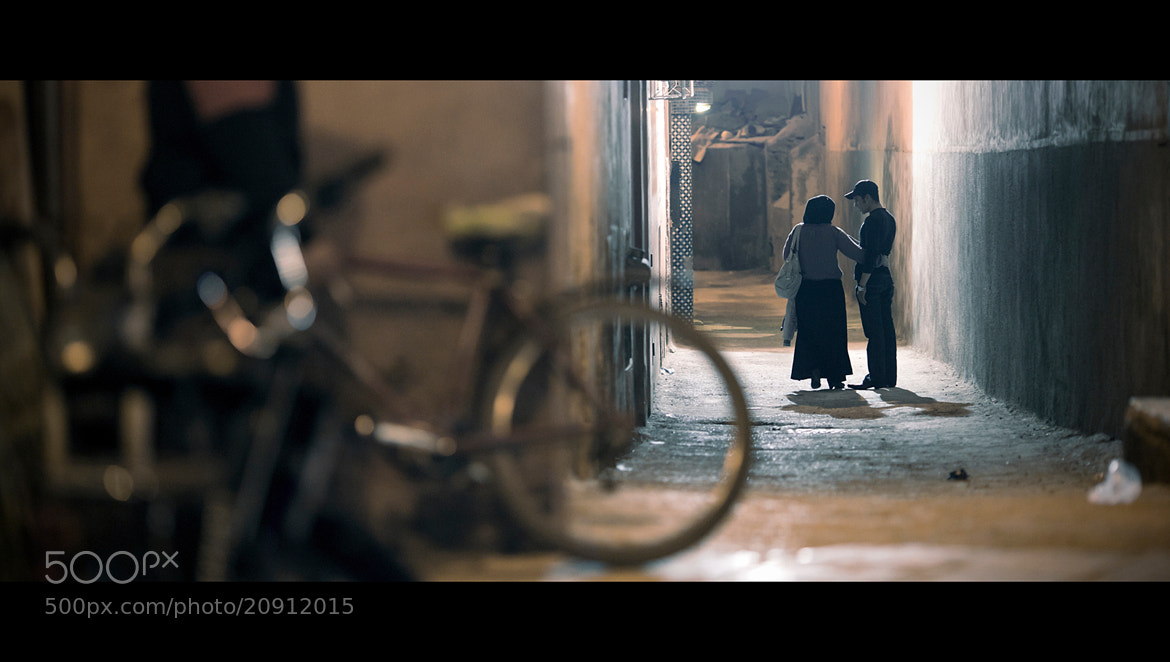 Photograph Love in the streets of Marrakesh by laura  malucchi on 500px