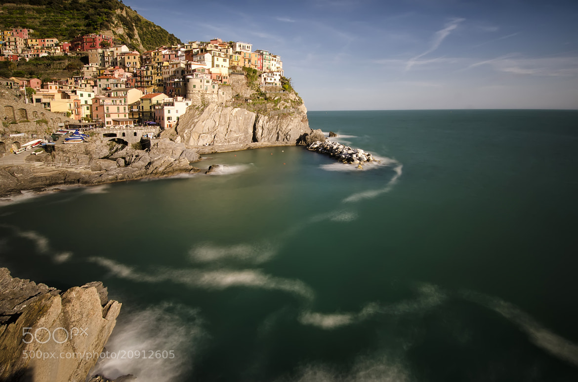 Photograph Manarola View by Csilla Zelko on 500px