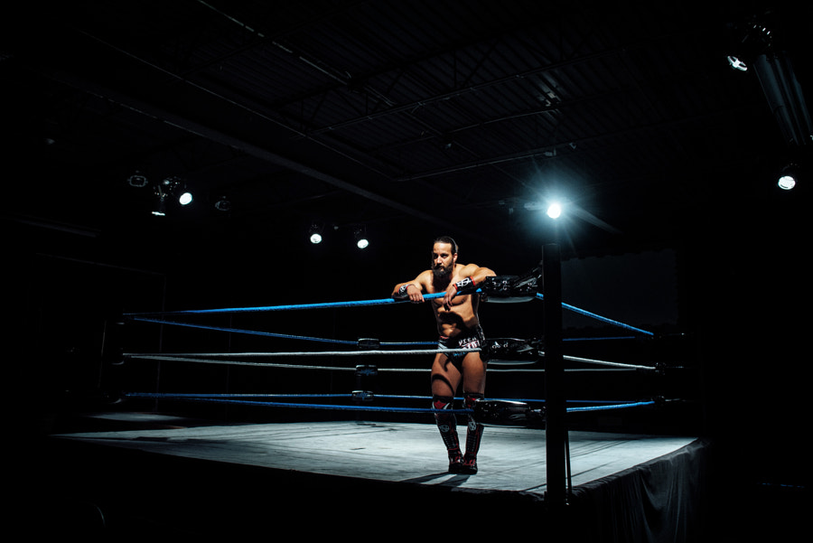 Tony Nese for Newsday by Ryan Christopher Jones on 500px.com