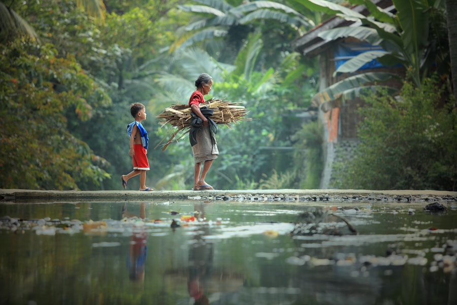 Photograph back home by taufik sudjatnika on 500px