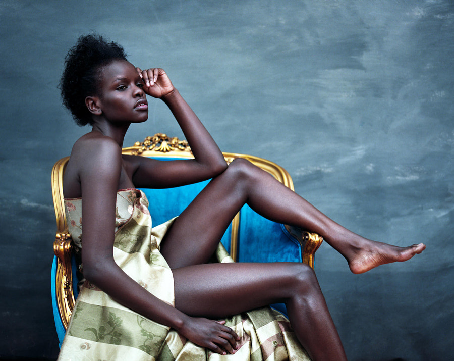 The Lovely Samia Loki by Sterling Batson on 500px.com