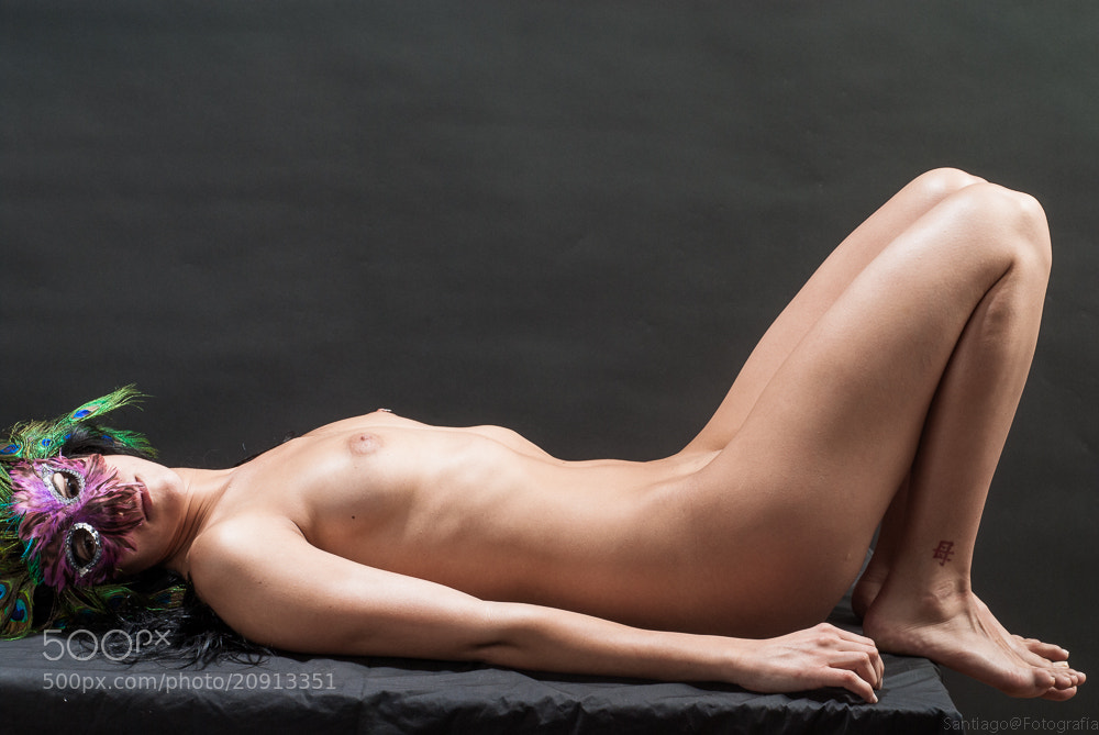 Photograph Silvia by  Santiago Pérez Batista on 500px