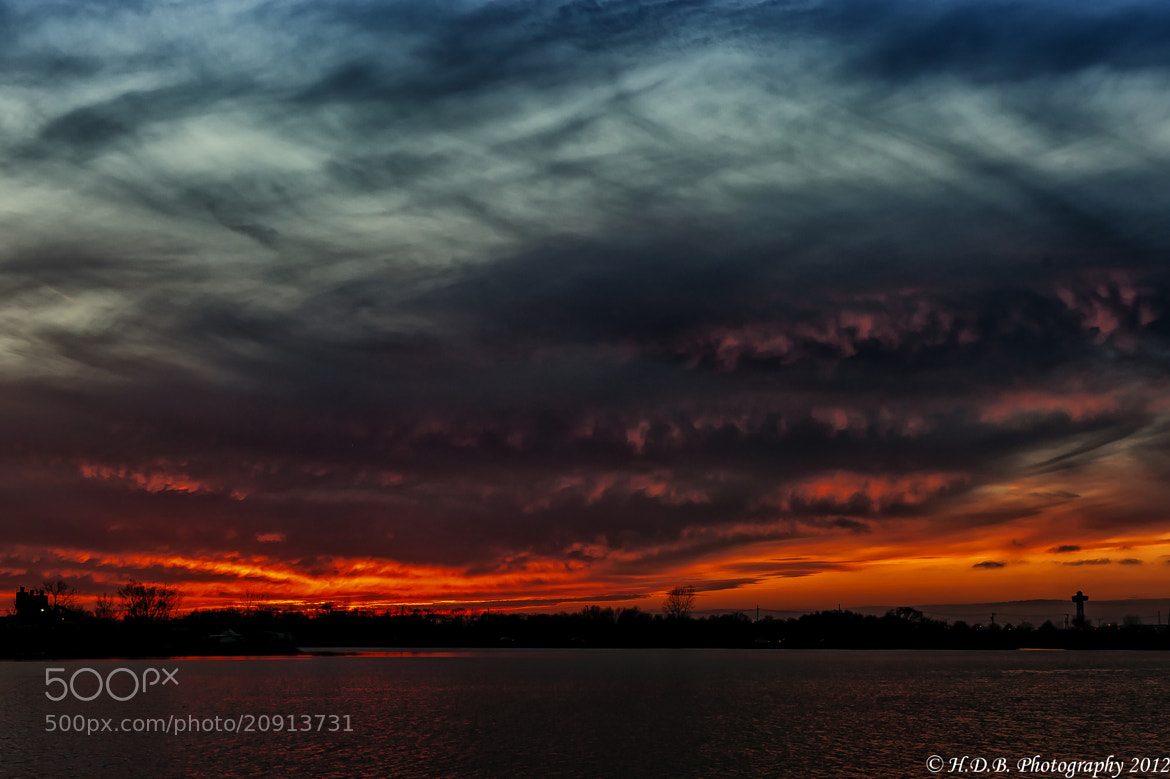 Photograph Afterglow by Harold Begun on 500px
