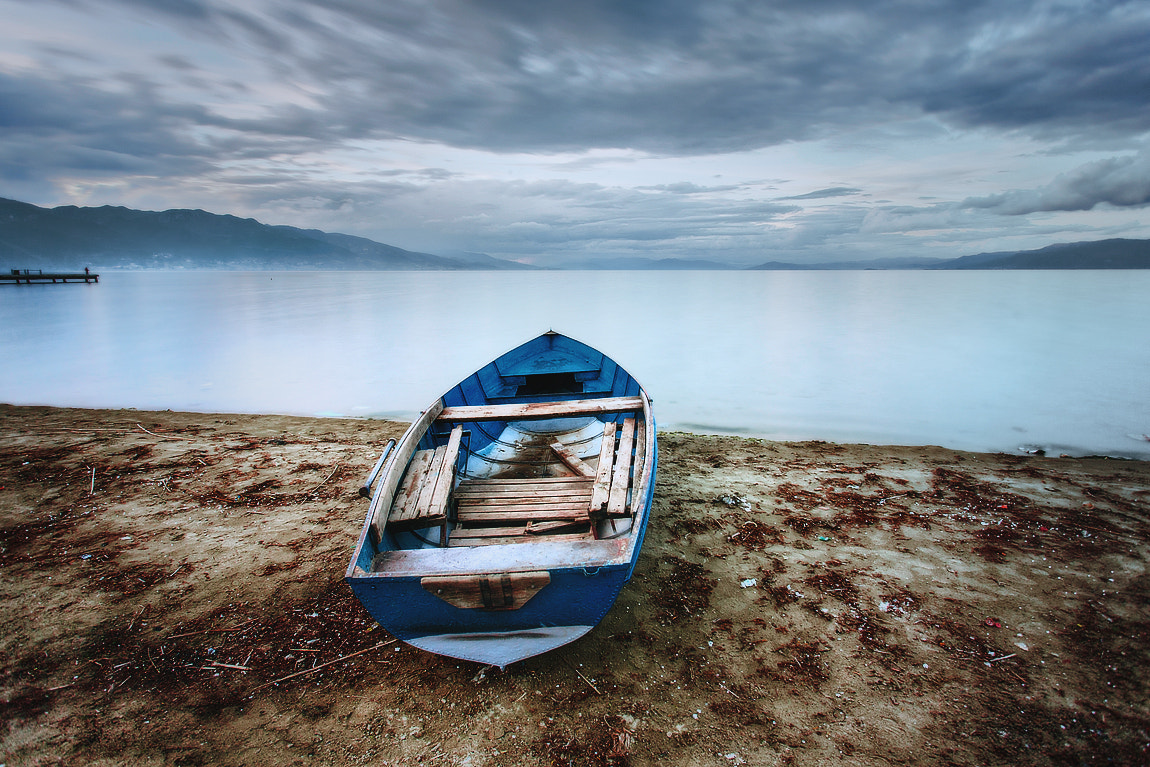 Photograph Ochrid Lake by Christos Lamprianidis on 500px