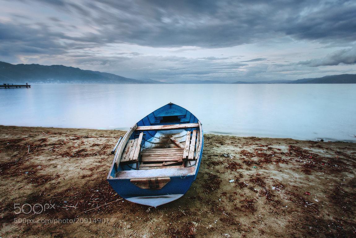Photograph Ochrid Lake by Christos Lamprianidis on 500px