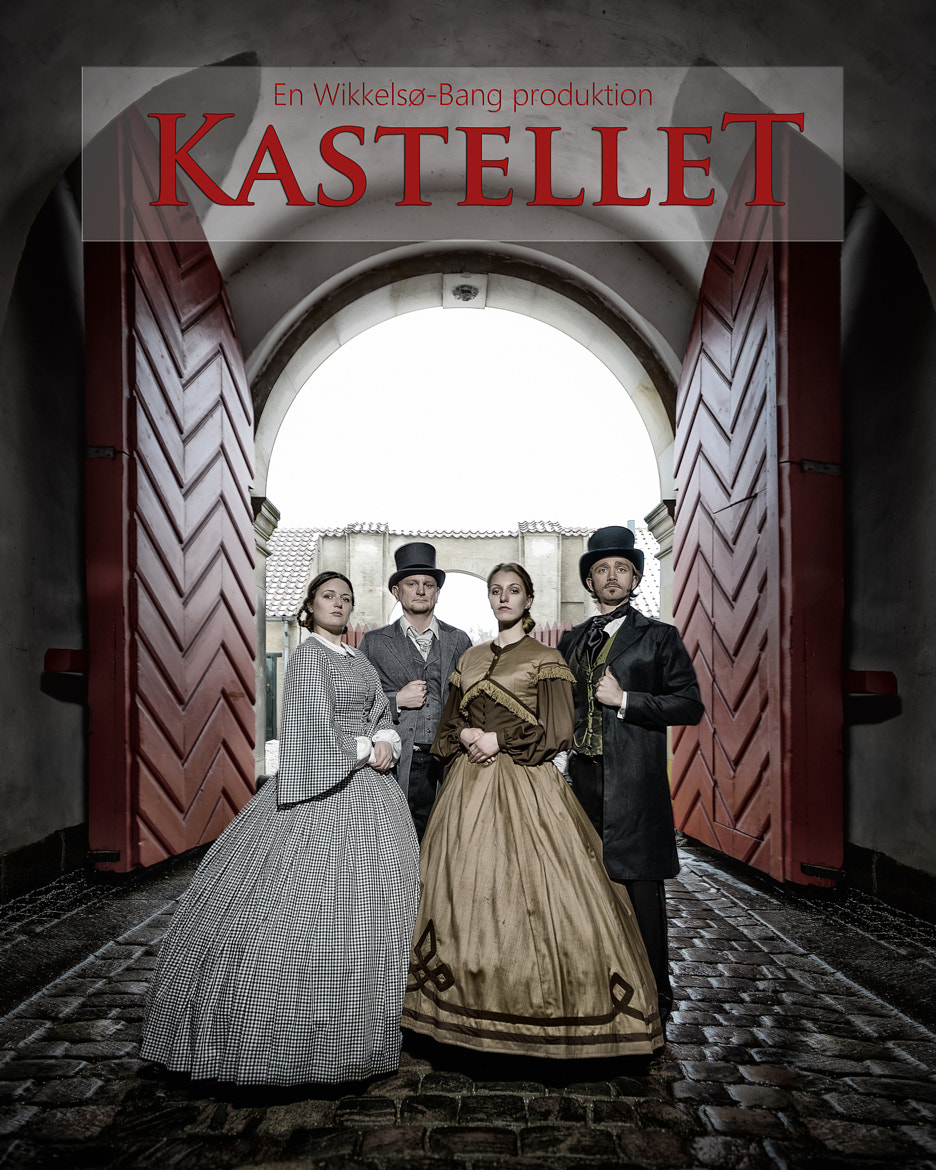 Photograph Kastellet by René Bang Photography on 500px