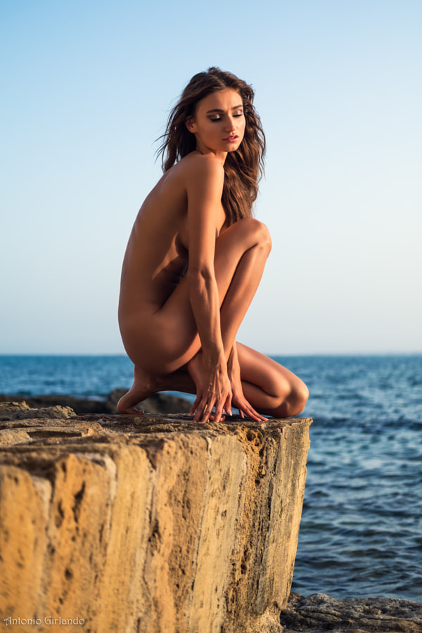 Ilvy on the Rocks (9) by Antonio Girlando on 500px.com