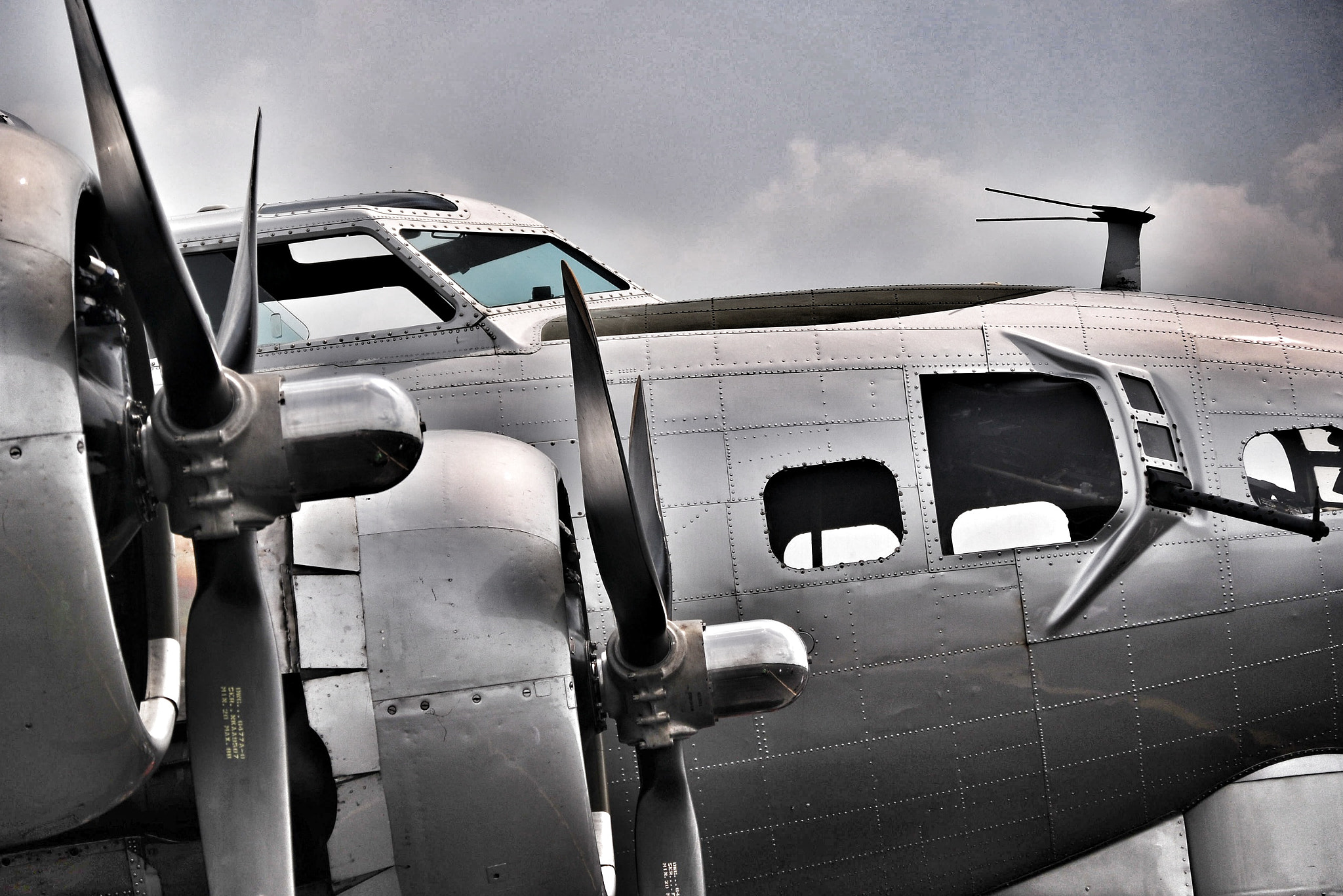 Photograph B-17 by Dale Gardner on 500px
