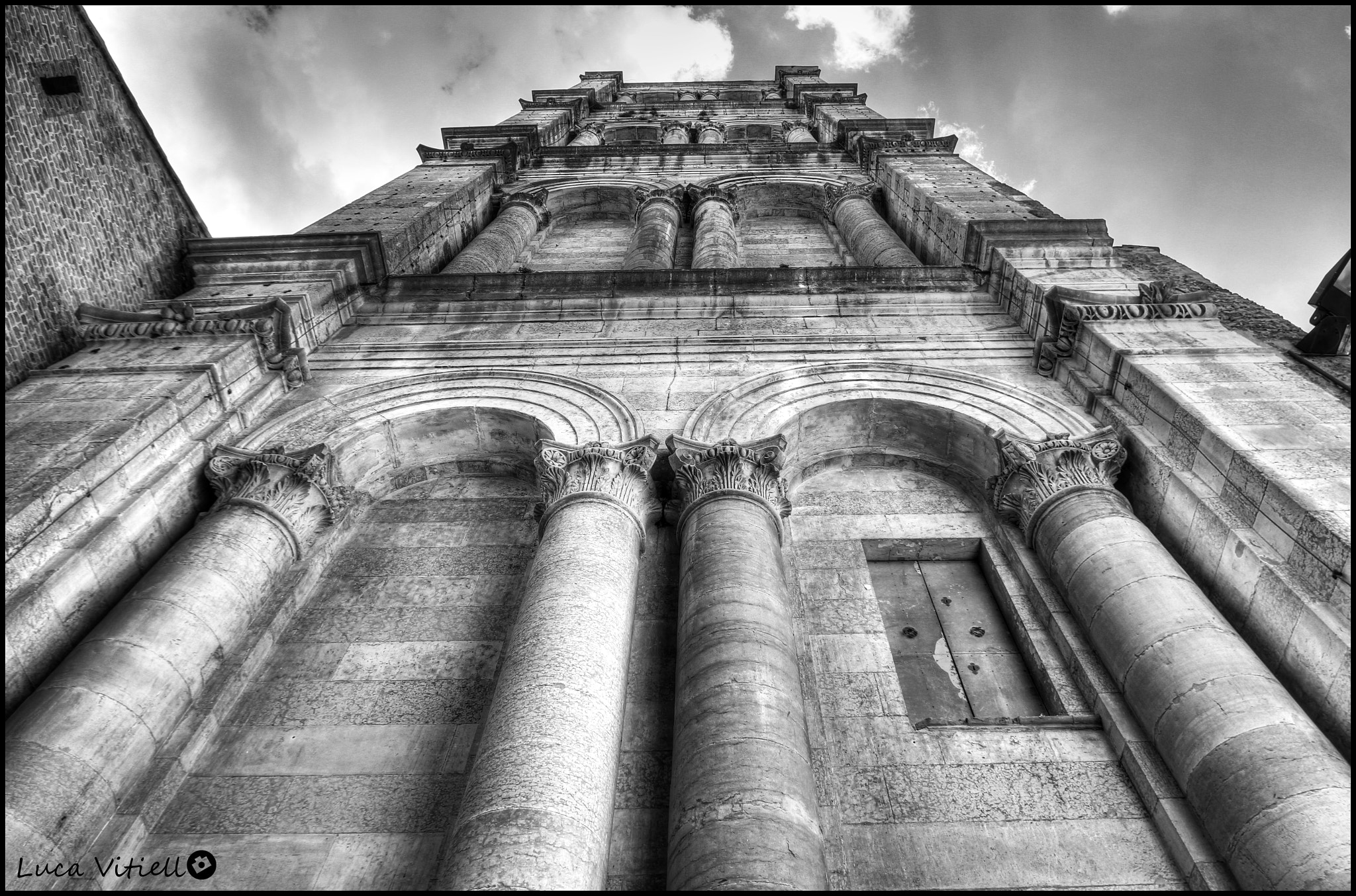 Photograph Campanile del Duomo Di Ferrara by Luca Vitiello on 500px