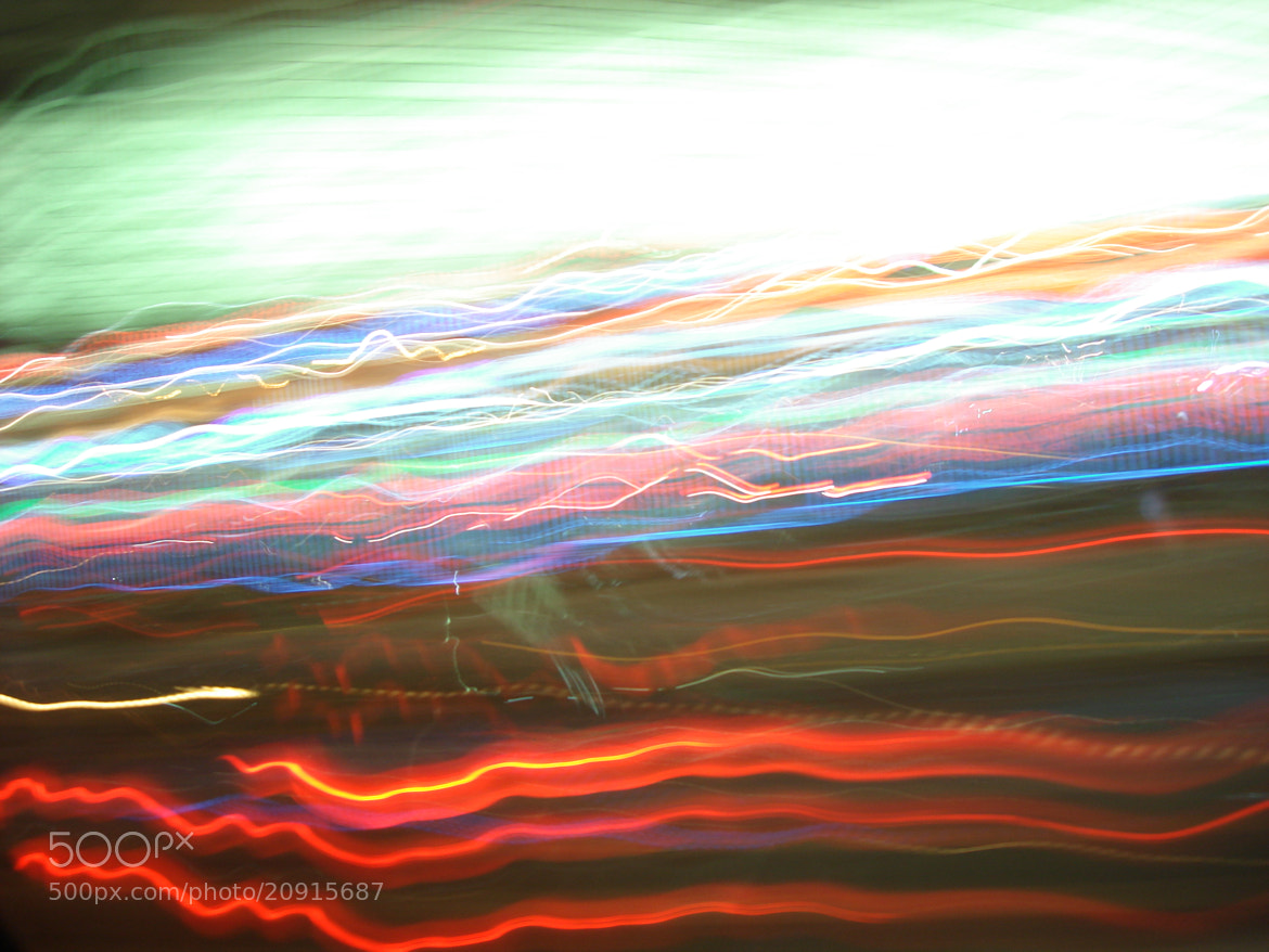 Photograph Abstract Driving #2 by Adam Cochrane on 500px