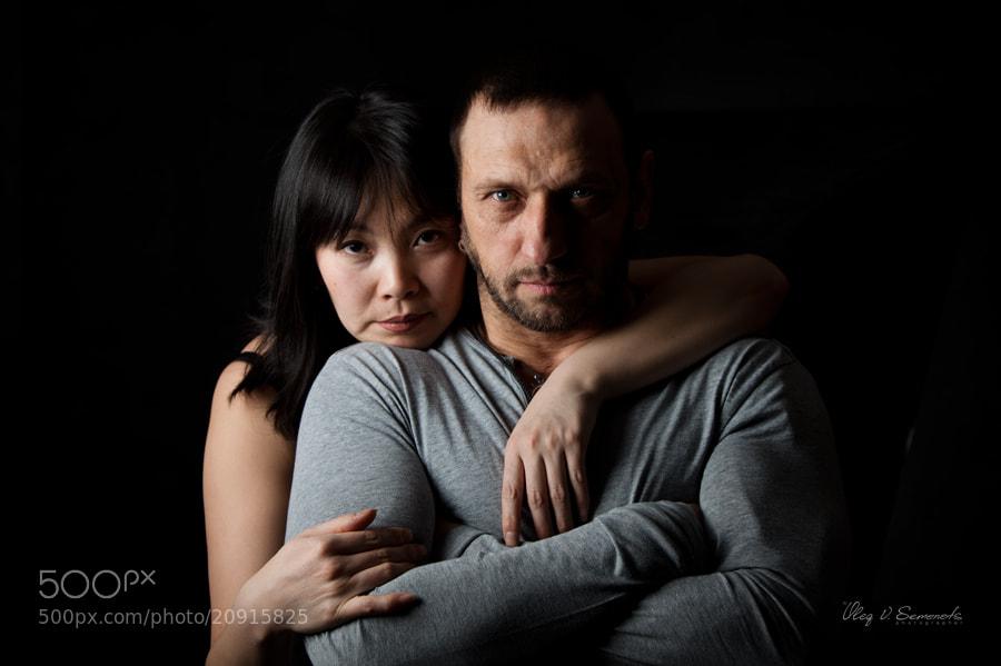 Photograph My wife by Oleg V. Dragon Semenets on 500px