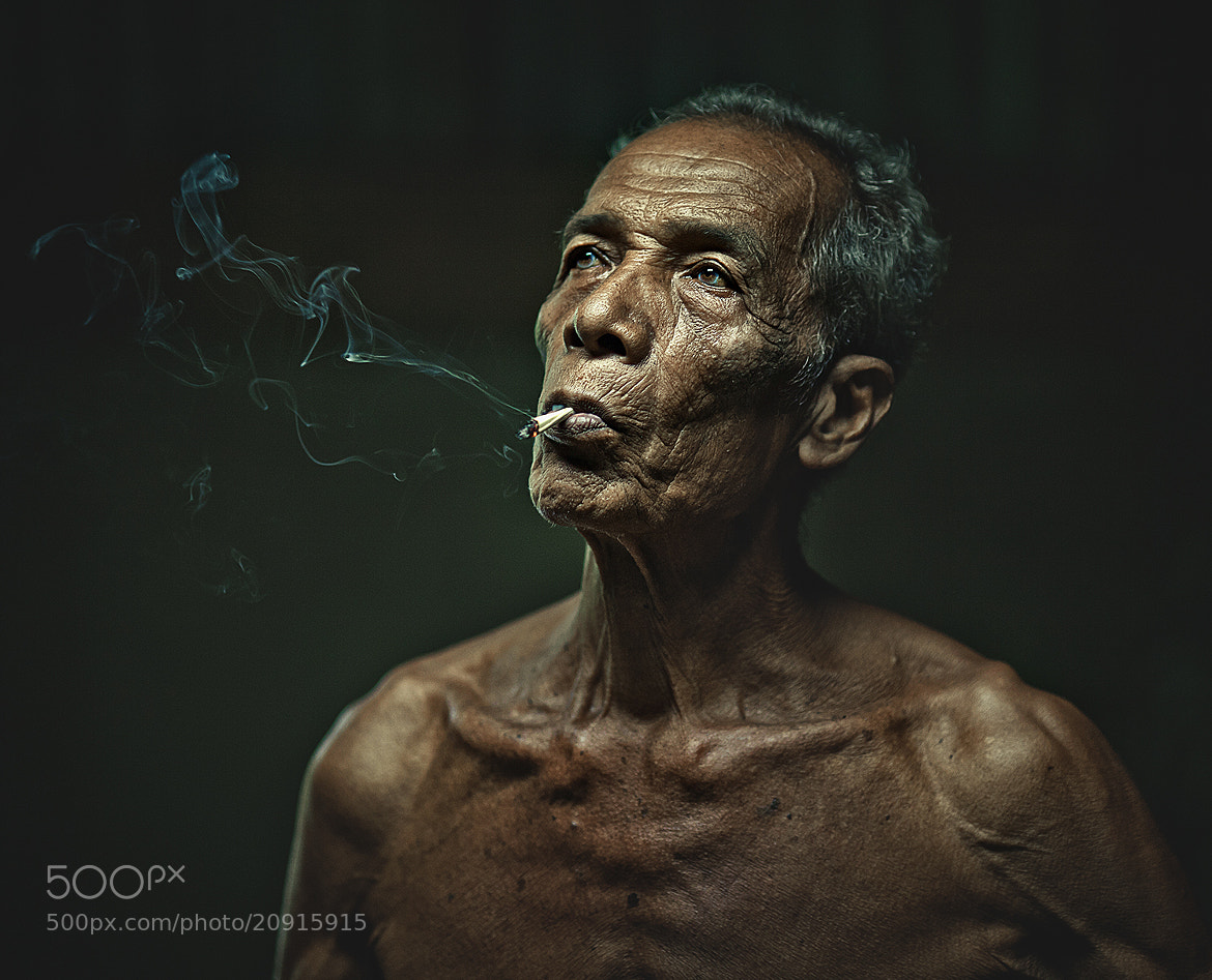 Photograph SMOKER - 10 by abe less on 500px